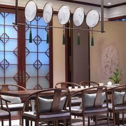 上海绿波廊会所餐厅装修