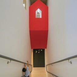 早教中心楼梯设计