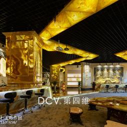 玉宫奢侈馆石材展厅设计
