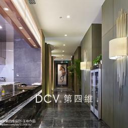 时尚粤菜中餐厅设计