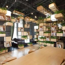 工业风咖啡厅装修