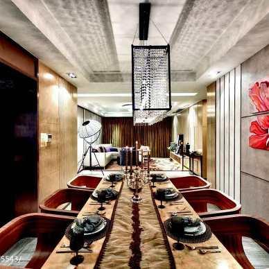 刘伟婷设计作品-南通橡树湾样板房_2556648