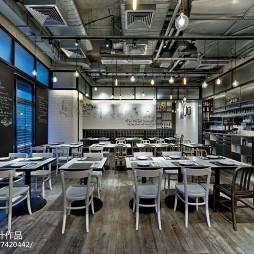 工装餐厅装修案例