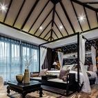 中式风格别墅卧室设计