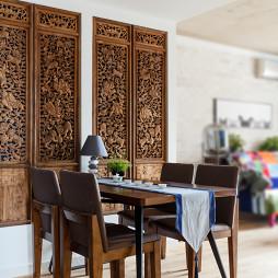 古典混搭风格餐厅设计