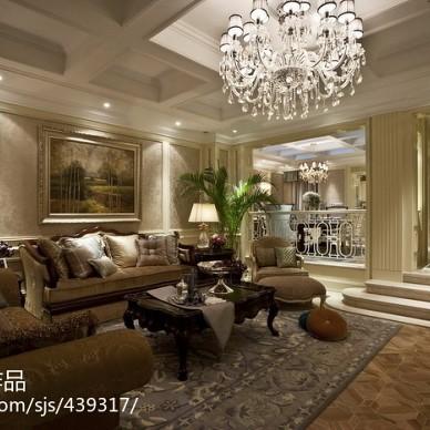 陈耀光设计作品-和家园流水隐墅排屋样板房_2560712