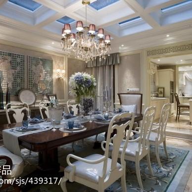 陈耀光设计作品-和家园流水隐墅排屋样板房_2560714