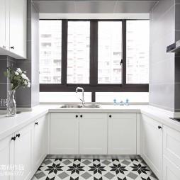 家装北欧风格厨房设计大全