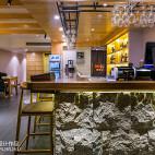 竹の里日式料理店收银台设计