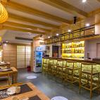 竹の里日式料理店效果图