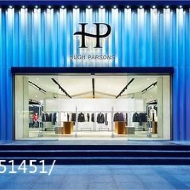 郑铮设计作品-HP成都店店面设计_2564405