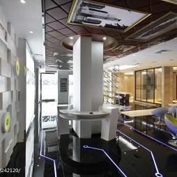 OPK欧佩克展厅装修案例