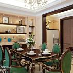 温情欧式风格餐厅设计案例