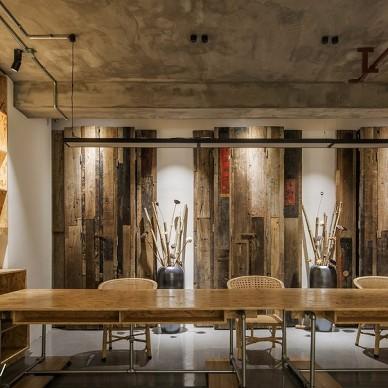 邓澍霖设计作品-如一设计办公室_2565600