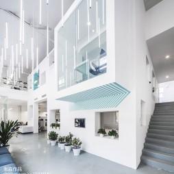 海狸工坊办公空间设计案例