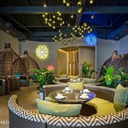 东南亚餐厅装修案例