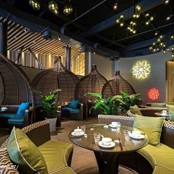 东南亚餐厅设计案例