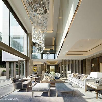 梁志天设计作品- 香港名家匯樣板房