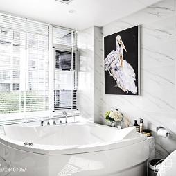法式风格卫浴装修