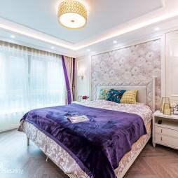 浪漫美式卧室设计案例