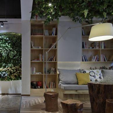 李信儒设计作品-天汇金企业员工休息室_2568552
