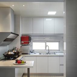 现代风厨房设计