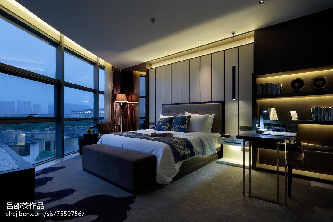 工装精品酒店客房设计