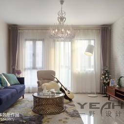 精美简约风格客厅设计