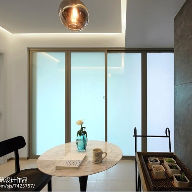塔然塔设计作品-静安寺公寓_2573172