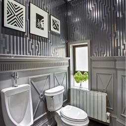 英伦地中海风格卫浴设计