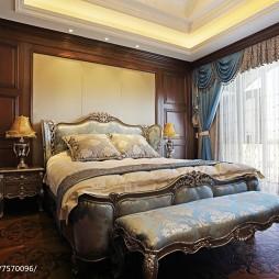 复古欧式风格卧室设计