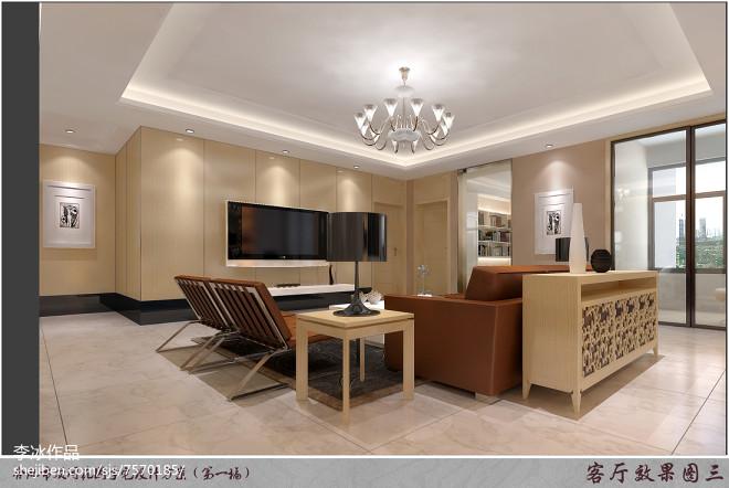 现代大户型住宅设计_2574597