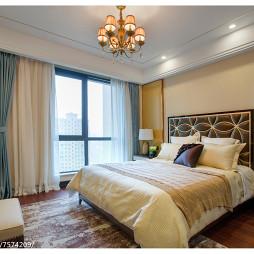 欧式风格摩登卧室设计