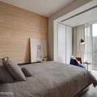 简单现代风格卧室设计案例