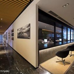 杜亚智能行政中心吧台设计