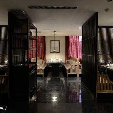 养生火锅餐厅室内设计