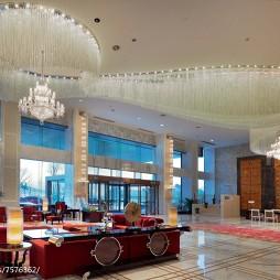 达蓬山度假酒店大厅装修
