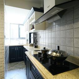 混搭风小户型厨房设计