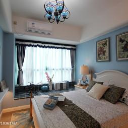 地中海风格精美卧室布置