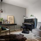 家装现代风格书房设计