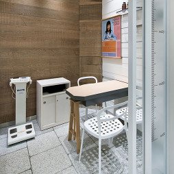 Plus概念店休息区设计