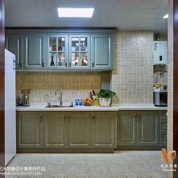 最新美式厨房设计大全