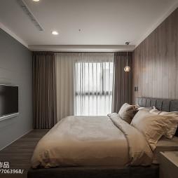 质感LOFT风格卧室装修