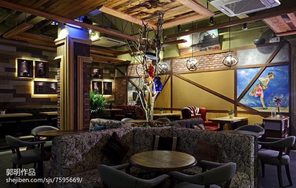 咖啡厅设计图片欣赏