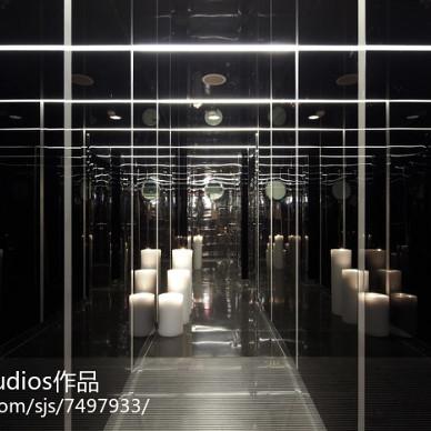 Kokaistudios作品-上海万豪酒店玉吧_2587831