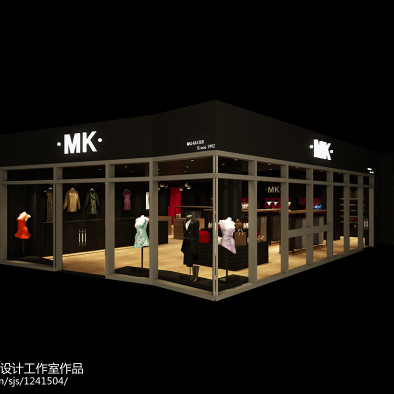 《·MK·》品牌服装专卖店_2587948