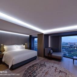 三里屯CHAO之光酒店客房设计