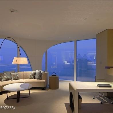 王彦智设计作品-北京康莱德酒店