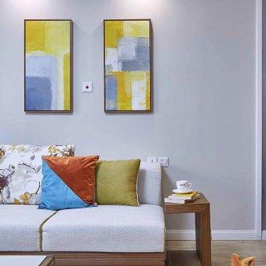 原创——简洁明亮的家居空间,这就是你想要的吧!   查看_2589763
