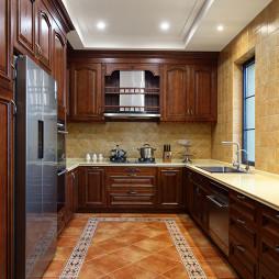 欧式风格家居厨房装修